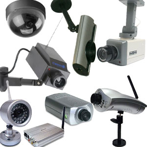 Large Security Camera Package