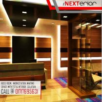 Office Interior Design In Bangladesh