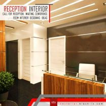 Reception/ Waiting Room Interior Design