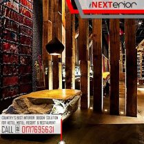Restaurant Interior Design In Bangladesh