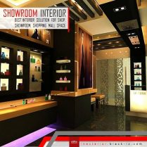 Showroom / Super Shop Interior Design
